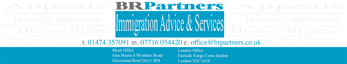 BRPartners Immigration Advice & Services